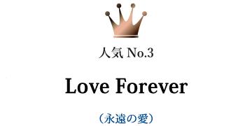 Love Forever(永遠の愛)