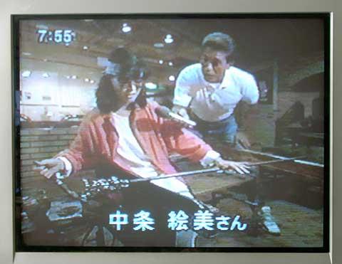 中村映水TV出演