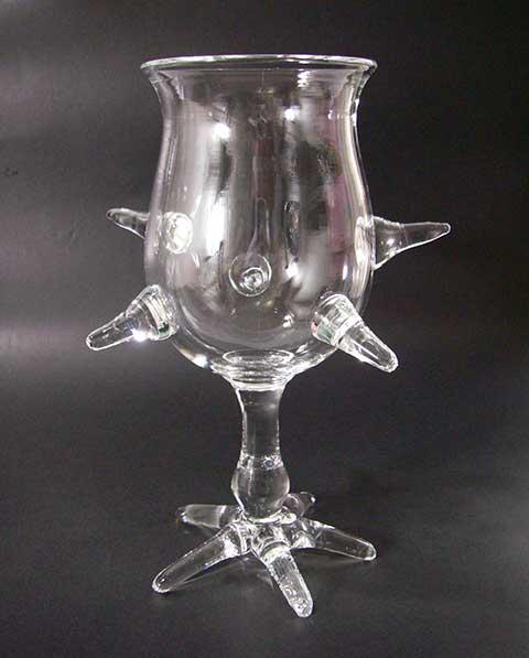 デスラー総統のグラス